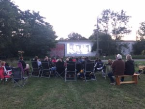 Read more about the article Sommerkino an der Wand