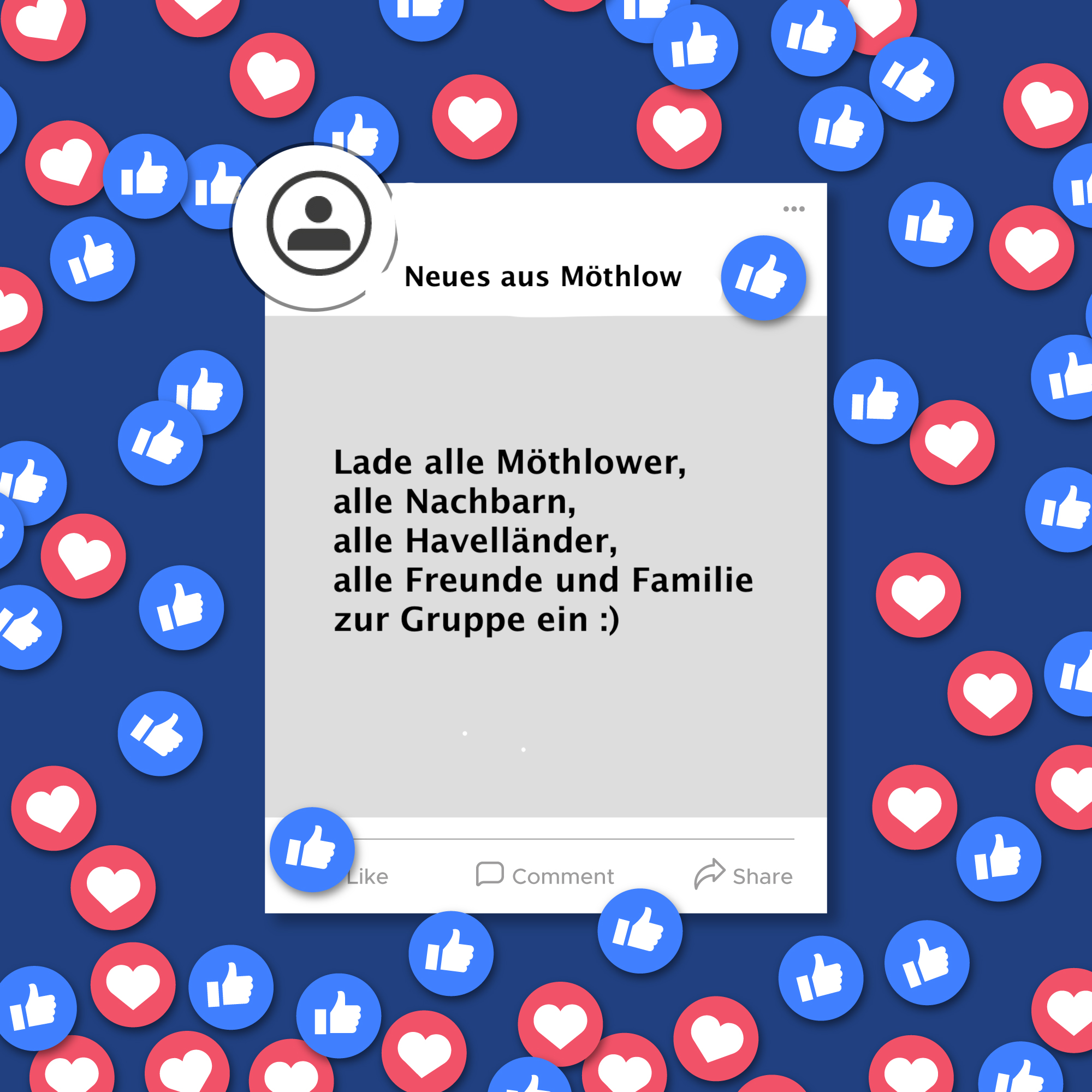"""You are currently viewing """"Neues aus Möthlow"""" – unsere Facebook Gruppe"""