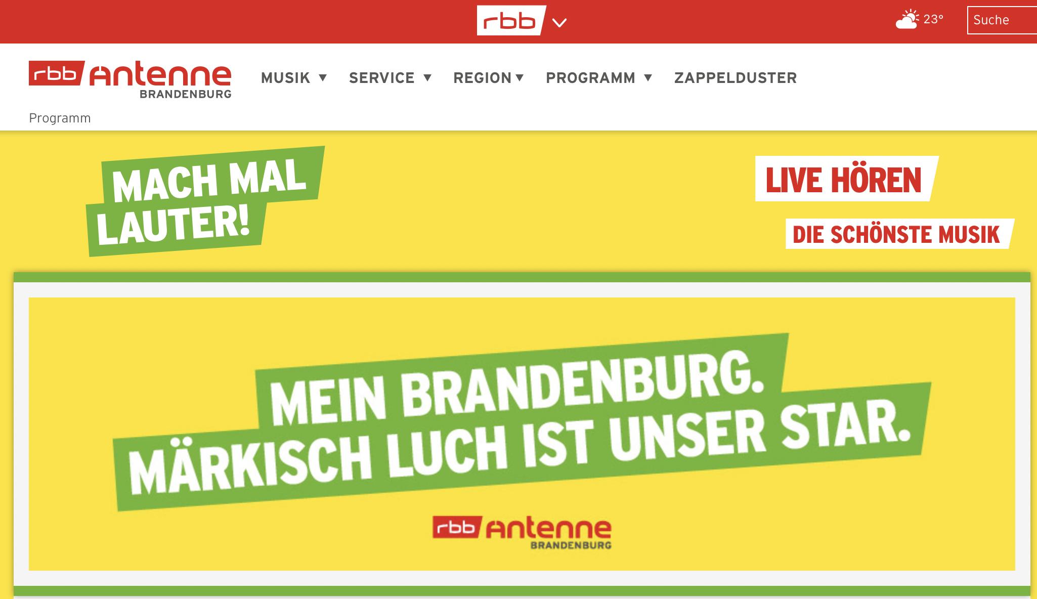 """You are currently viewing """"Mein Brandenburg – Märkisch Luch ist unser Star"""" bei DWAI in Möthlow :)"""