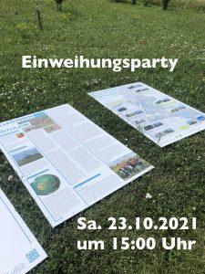 """Read more about the article Einweihung und Präsentation des KLI Projektes """"Willkommen in Möthlow"""""""